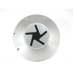CCO02 - CLUTCH COVER WET SILVER