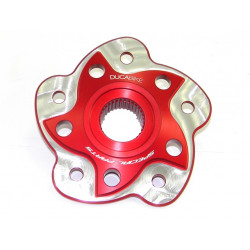 PC5F02 - SPROCKET CARRIER RED