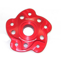 PC5F03 - SPROCKET CARRIER RED