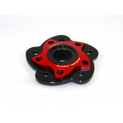 PC5F04 - SPROCKET CARRIER RED