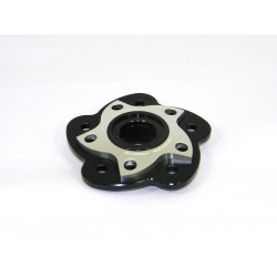 PC5F04 - SPROCKET CARRIER SILVER