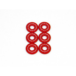 6P02 - KIT CLUTH SPRING CAPS OIL RED