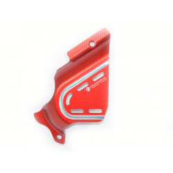CP03 - SPROCKET COVER RED