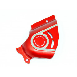CP05 - SPROCKET COVER MTS MY15 RED