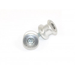 SCP01 - REAR SUPPORT STAND SILVER