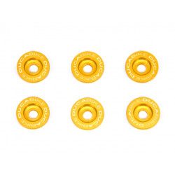 6P01 - KIT CLUTH SPRING CAPS GOLD