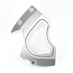 CP06 - SPROCKET COVER XDIAVEL SILVER