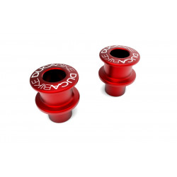 SCP02 - REAR SUPPORT STAND RED