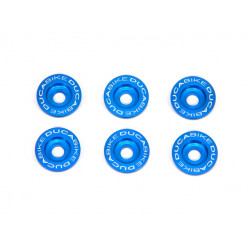 6P01 - KIT CLUTH SPRING CAPS BLUE