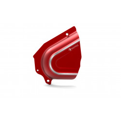 CP07 - SPROCKET COVER MTS 950 RED